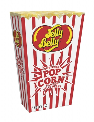 Jelly Belly Buttered Popcorn 49 гр