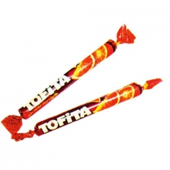 KENT TOFITA Жевательные палочки со вкусом Апельсина 6,7гр
