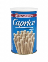 Вафли венские с Ванильным кремом Каприз 250 гр ж/б