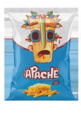 Пшеничные чипсы-ПАЛОЧКИ Apache (Армения)/Апачесо со вкусом Сыра 40 гр