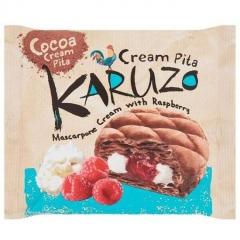 Пирожное Karuzo Mascarpone cream&Raspberry 62 гр