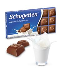"""Schogetten Alpine Milk """"Альпийское молоко"""" 100гр"""
