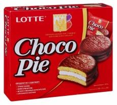 Чоко Пай (пирожное) пачка 336 грамм