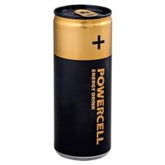 Напиток энергетический Powercell Original (Пауэрселл Ориджинал) ж/б 0,450л