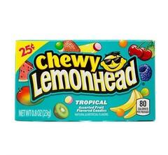 Конфеты Lemonhead Тропикал 23гр