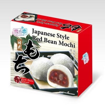 Японские Моти Юки Адзуки 140 гр