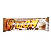 Шоколадный батончик Lion LATTE (42 грамма)