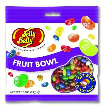 Jelly Belly Fruit Bowl (99 грамм)