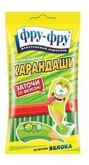 Мармелад жевательный Фру-Фру Карандаши Яблоко 85 гр