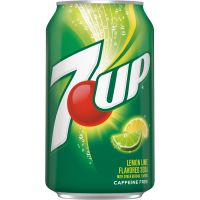 7UP Lemon Lime 0,355ml