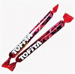 KENT TOFITA Жевательные палочки со вкусом Вишни 6,7г