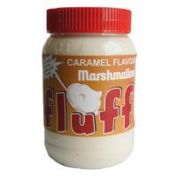кремовый зефир marshmallow fluff со вкусом карамели