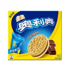 Oreo GOLD Chocolate Sandwich Chocolate Cookies 388g