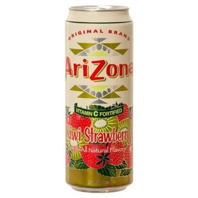 Напиток Arizona Kiwi Strawberry 0,68л