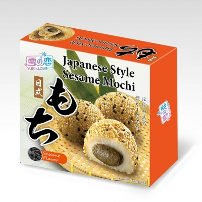 Японские Моти Юки Кунжут 140 гр