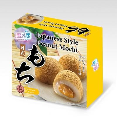 Японские Моти Юки Арахис 140 гр