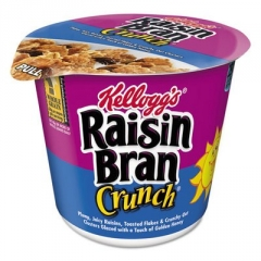 Хлопья Kellogg`s Raisin Bran Crunch (стакан) 80гр
