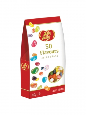 Jelly Belly 50 Flavors 200g
