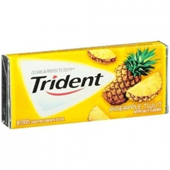 Trident Gum Pineapple Twist