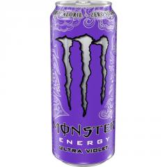 Энергетик Monster Energy Ultra Violet 500 мл