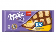 Milka TUC 87 грамм