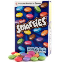 Драже Nestle Smarties Box 120 гр