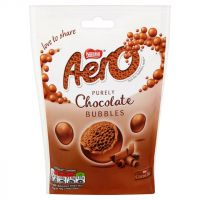 Nestle Aero Bubbles Chocolate 102гр