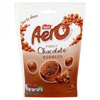 Nestle Aero Bubbles Chocolate 102гр