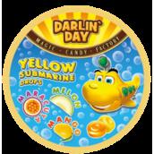 "Карамель леденцовая ""DARLIN DAY"" Yellow Submarine со вкусом: манго, маракуйи, дыни (180 грамм)"
