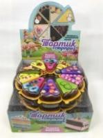 """Печенье с шоколадной пастой и игрушкой ТМ """"Мастер Шифу"""" 10 гр"""