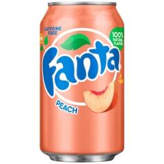 Fanta Peach