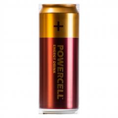 Напиток энергетический Powercell Original (Пауэрселл Вишня) ж/б 0,450л