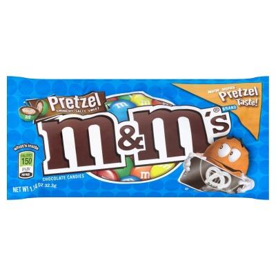 M&Ms Pretzel (80 гр)