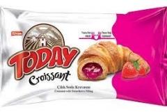 Круассаны TODAY CROISSANT STRAWBERRY 45гр
