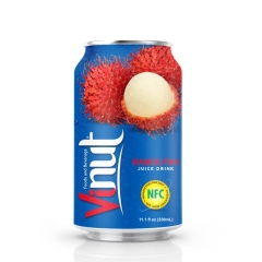 Напиток VINUT со вкусом Рамбутана 330мл