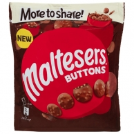Maltesers Buttons 93 гр