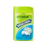 Wrigley Doublemint Жасмин 12 гр