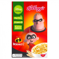 Сухой завтрак Kelloggs Disney Incredibles 2 350 гр