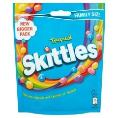 Драже Skittles Tropical 196г