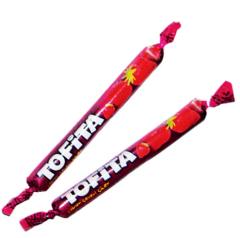 KENT TOFITA Жевательные палочки со вкусом Клубники 6,7гр