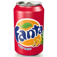 Fanta Fruit Twist 330ml ж/б