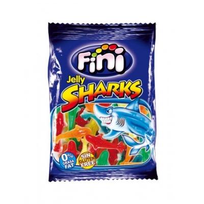 "Жев.мармелад ""Акулы"" 100грамм /FINI Испания"