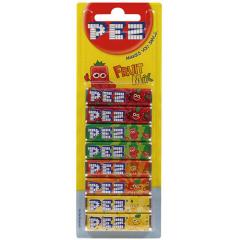 PEZ Fruit Mix конфетки из детства 68гр