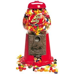Мини Машина Mr.Jelly Belly Bean