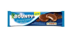 Bounty Secret Centre Biscuits 132g