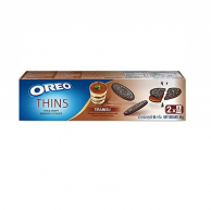 Oreo Thins Tiramisu Sandwich Cookies 95гр