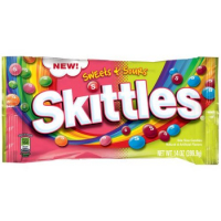 Skittles Sweets Sours 51g