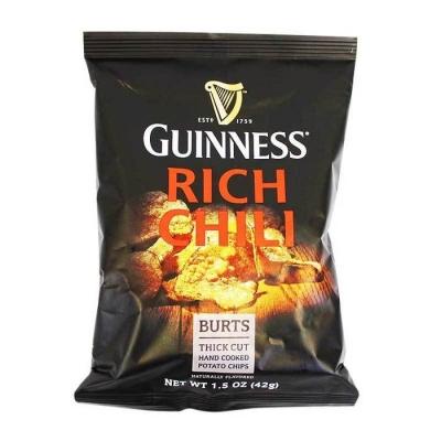 Чипсы  Guinness Rich Chill 42гр