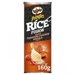 Чипсы Pringles RICE со вкусом Цыпленка Тандури и Масала 180гр