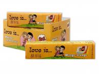 LOVE IS жев. конфеты Манго-Апельсин 25г